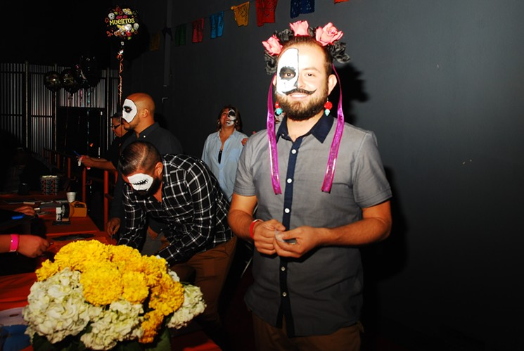Dia de los Muertos Is a Time to Remember Victims of Homophobia and Transphobia at Mi Centro
